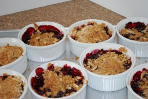 Picture of Seattle Blackberry Crisp